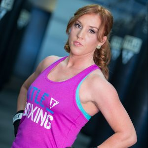 Title Boxing Trainer Danielle