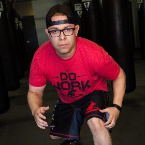 Title Boxing Daniel