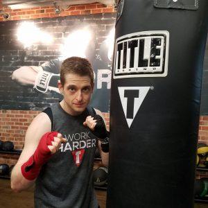 Rhet - Boxing Fitness Trainer