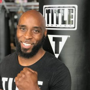 Boxing Trainer - Greg