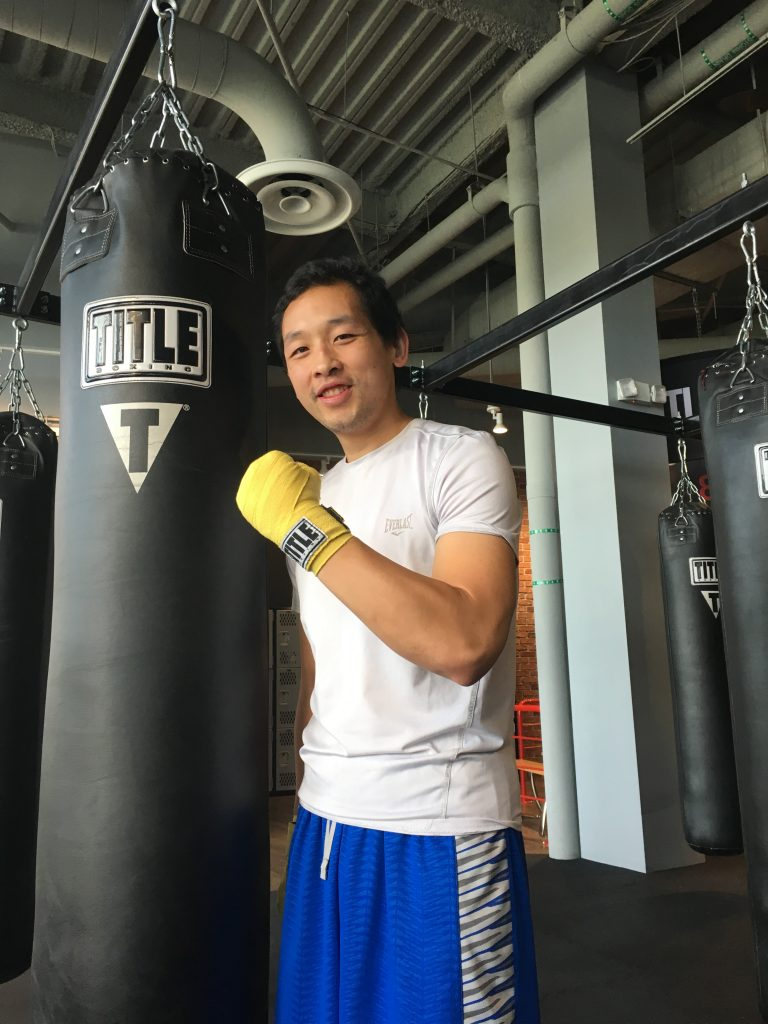 boxing fitness success story