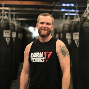 title boxing club trainer andrew