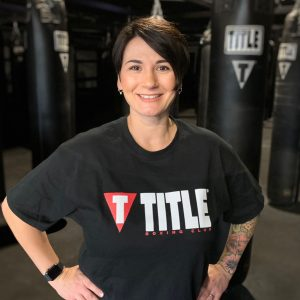 title boxing club danvers trainer melissa g