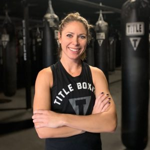 title boxing club danvers trainer nancy