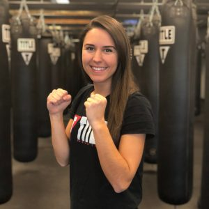 title boxing club danvers trainer rachael