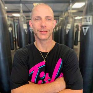 tbc fairfax trainer - troy