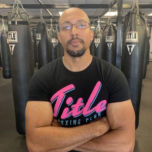 title boxing club fairfax trainer brian