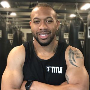 title boxing club falls church trainer - terrell