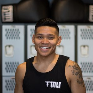 sacramento boxing trainer - michael