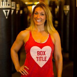 Title Boxing Trainer Amanda