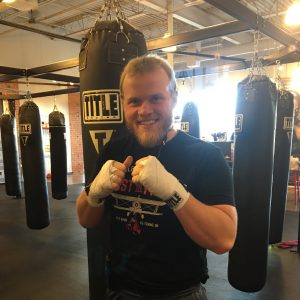 TITLE Boxing Trainer Nick