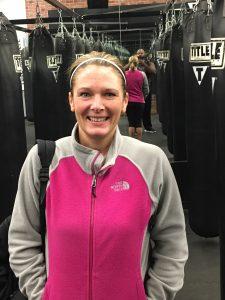 title boxing club liberty township - kristin's success