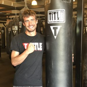 TITLE Boxing for Fitness Trainer - Liam