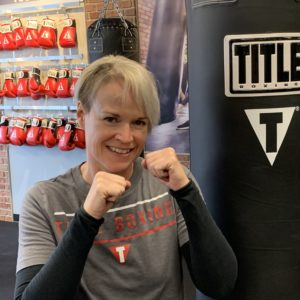 title boxing trainer