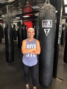 Boxing Instructor - Lauren