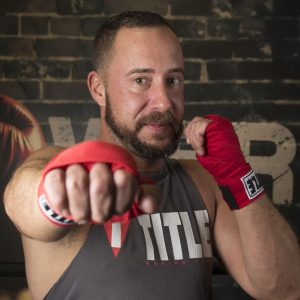 title boxing club nanuet trainer danny