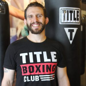 TITLE Boxing Club Trainer - Shelby