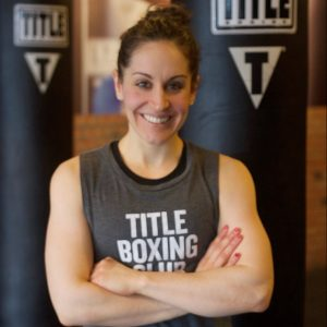 boxing group trainer in Nashua - lexi