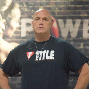 title boxing club north andover trainer - pat