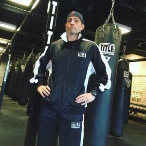 title boxing club north andover trainer - jay