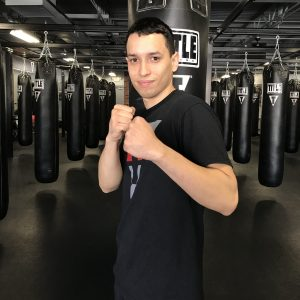 title boxing club trainer at the northville club