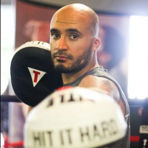 title boxing trainer rob