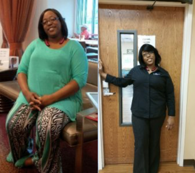 jeannie weight loss