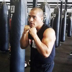 title boxing club plano trainer - daniel