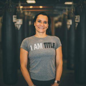 title boxing club salem trainer cordula