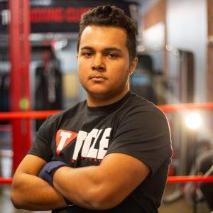title boxing club salem trainer - ikaro