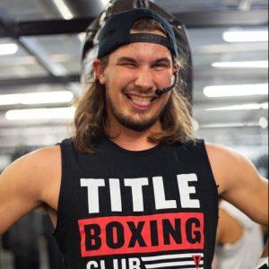 title boxing club salem trainer - jake