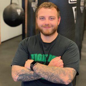 title boxing club salem trainer joe