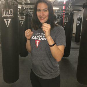 title boxing club trainer salem melissa p