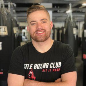 title boxing club springfield trainer - alex