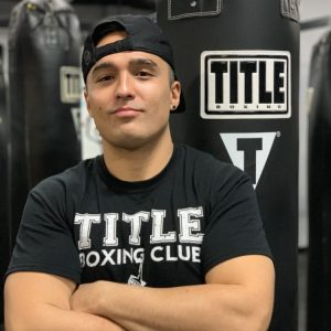 title boxing club springfield trainer - rico