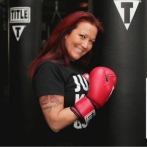 title boxing club trainer - Tracy