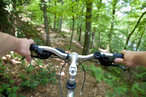 mountain biking fitness adventure