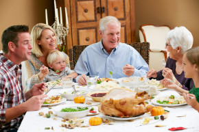 thanksgiving healthy eating habit