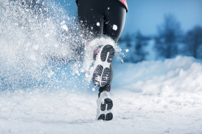 winter exercise running