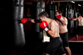 TITLE Boxing Club | Twelve Months of Personal Fitness: January
