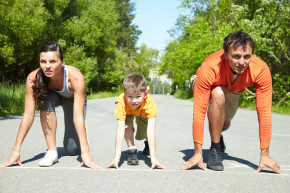 TITLE Boxing Club | Run a 5K With Your Family