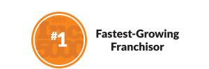 Inc. 5000 Fastest Growing Franchisor logo