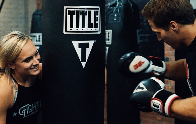 TITLE Boxing Club: Parejas de poder